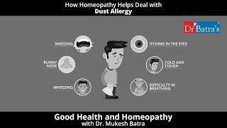 Don't Take Dust Allergy Lightly. Treat It With Homeopathy