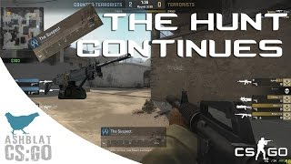 CS:GO - Overwatch #2 (The hunt for Spinbot continues)