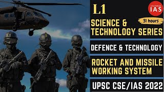 Science & Technology | L1 | Defence Technology | Rocket & Missile Working System