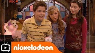 iCarly | Broken Lightbulb | Nickelodeon UK