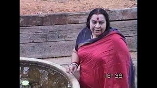 After Shri Mahavira Puja Shri Mataji goes outside Perth thumbnail