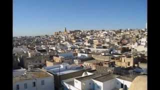 チュニジア旅行記・輝ける印象.wmv11月19日-25日,2011年