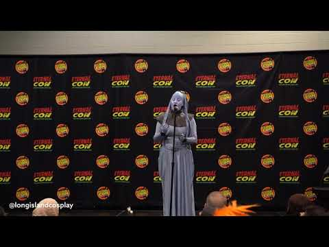 The Amazing Nicole Oliva Performs Diva Dance from The Fifth Element at Eternal Con 2019