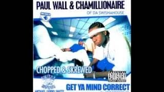 Chamillionaire Ft. Paul Wall - Thinkin' Thoed Chopped and Skrewed