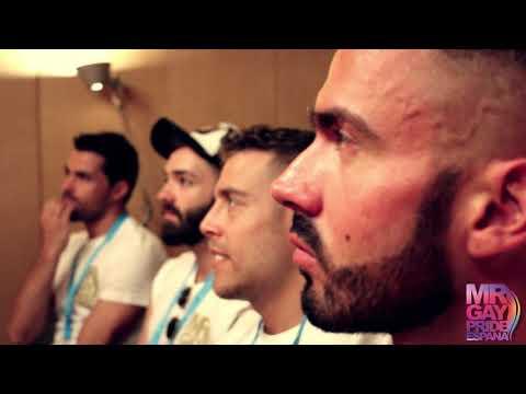 Mr. Gay Pride España 2018 - Resumen día 2