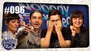 Nobody is perfect mit Mark, Lisa, Bella & Fabian Kr. | Almost Plaily #96