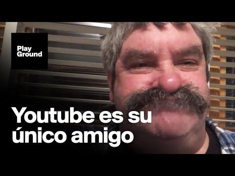 Tiene 57 años, es YouTuber y ya no está solo: Timothy Birmingham