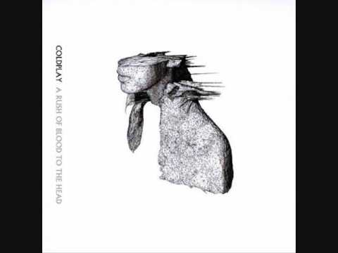 Coldplay - In My Place (instrumental)