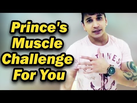 Here Is Prince Narula's Muscle Health Challenge For You | Bigg Boss 9 Winner