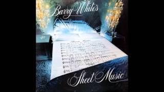 07. Barry White - Love Makin' Music (Sheet Music 1980) HQ