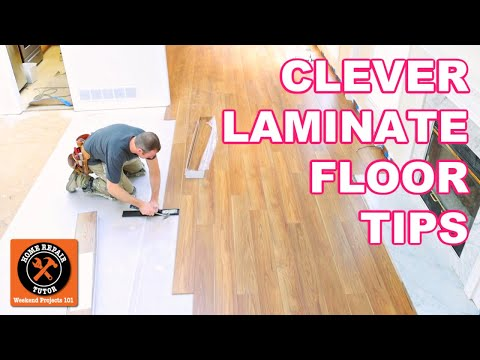 Laminate Floor Installation for Beginners   9 Clever Tips