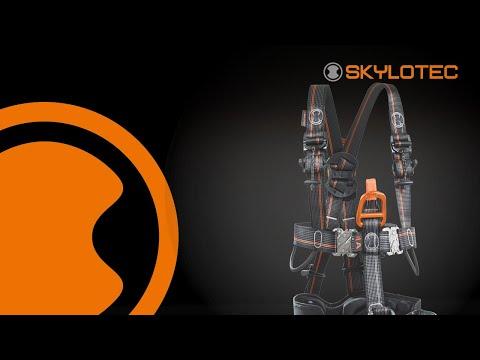 Εφαρμογή της ζώνης ασφαλείας SKYLOTEC Ignite Niob