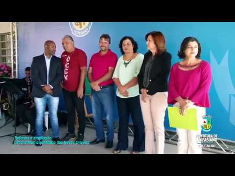 Reforma da Creche Maria das Neves Oliveira