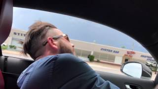 Men's hair system review- Head Out of The Window at 40mph