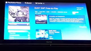 preview picture of video 'Descargar Eve DUST 514 PS3'