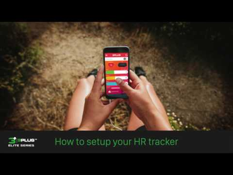 3Plus HR: How to setup your HR tracker