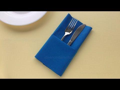 Besteck In Servietten Einwickeln besteck in servietten besteck servietten great excellent