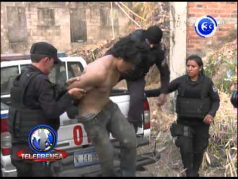 Fallecen 4 pandilleros en enfrentamiento con la policía en carretera a Planes de Renderos
