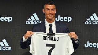 Cristiano Ronaldo Welcome To Juventus (Official) Confirmed Summer Transfers 2018 ft. Ronaldo |HD