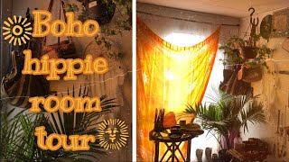 ROOM TOUR | BOHO HIPPIE | 2019