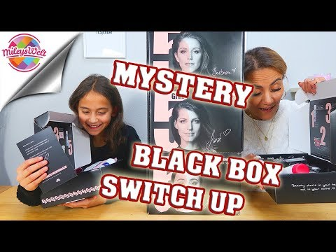 MYSTERY BLACK BOX SWITCH UP Challenge - Bekommt Miley ihren Favoriten? -  Mileys Welt
