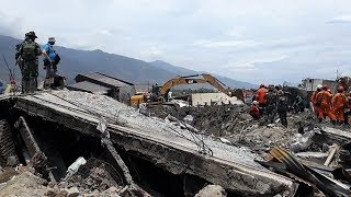 Evakuasi Korban di Perumnas Balaroa Dihentikan