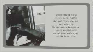 2Pac - Hell 4 a Hustla ft. Outlawz HD Lyrics