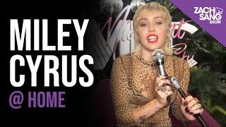 Miley Cyrus Talks Midnight Sky, New Album, Nick Jonas, Mullets + More