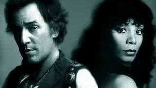 Donna Summer w/ Bruce Springsteen - Protection (Fan Mix) 2013 Rock Hall of Fame Win.