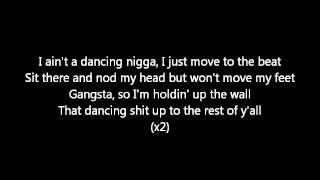 DMX - I Don't Dance (ft. MGK) Lyrics
