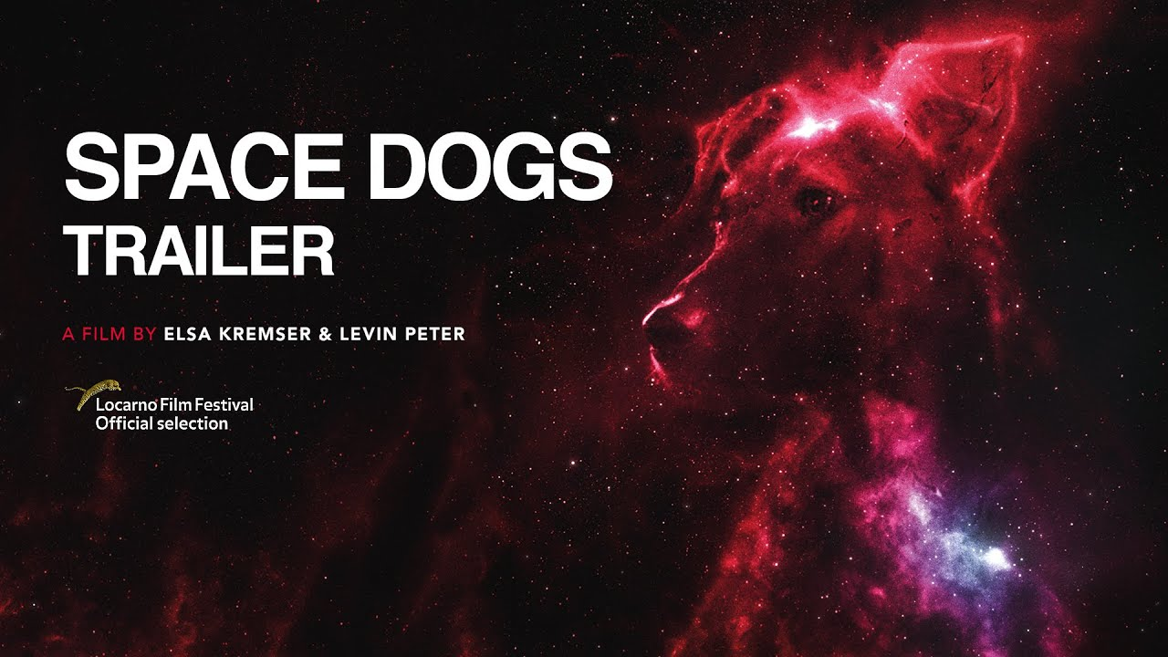 Video trailer för SPACE DOGS | Teaser | Trailer | a film by Elsa Kremser & Levin Peter (2019)