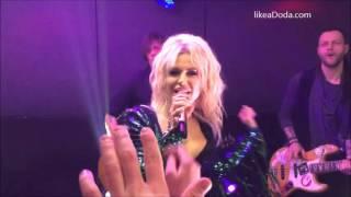 Doda - Riotka , Nie pytaj mnie (klub Glam 23/01/2016)