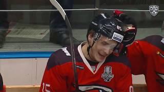 Первый гол Яремчука в КХЛ