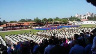 çanakkale merkez 116. jandarma er eğitim alayı 962 yemin töreni