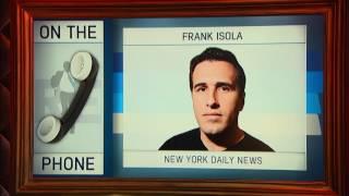 Frank Isola of NY Daily News Talks LBJ, Cavs & Warriors - 6/21/17