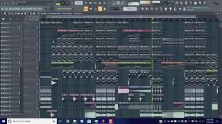 (FV) Hardwell Ft Dannic - Chase The Sun FULL REMAKE (Final Version)
