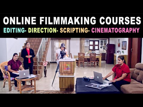 Online Filmmaking Courses in very low fees through ... - YouTube