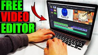 Top 3 Best FREE Video Editing Software 2020