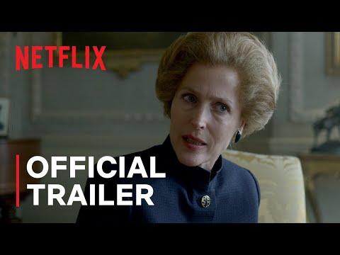 Netflix《王冠》第四季  2分鐘正式預告搶先公開!
