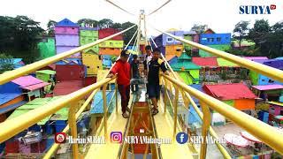 Inilah Jembatan Kaca Pertama di Indonesia, Berani Coba?