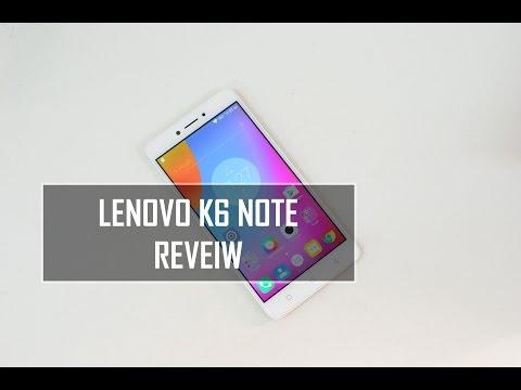 Lenovo K6 Note 4GB