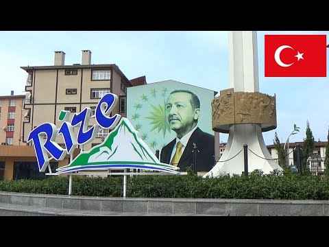 Where is Rize? Turkey Vlog 2020