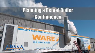 Planning a Rental Boiler Contingency