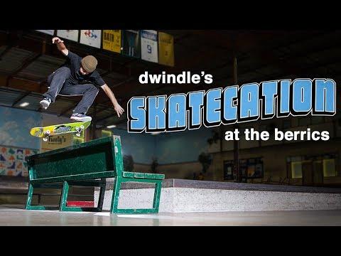 A Skateboarding Vacation With Dwindle International