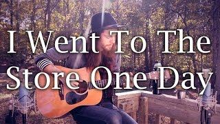 I Went To The Store One Day (Father John Misty) cover
