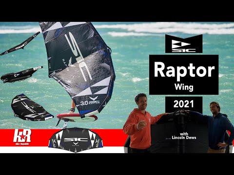 SIC Raptor Wing Rundown - with Lincoln Dews