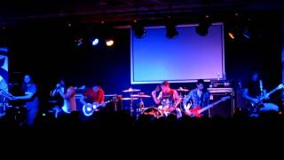 Chiodos - Notes In Constellations 02/17/11  (Pompano Beach - Rocketown)