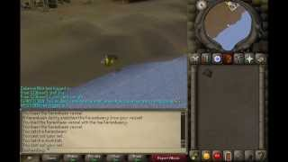 07 Old School Runescape Fishing Guide: Monkfish