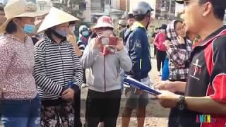 23.01.2019 Dân Oan Lộc Hưng ra khu đất yêu cầu làm việc với nhà cầm quyền