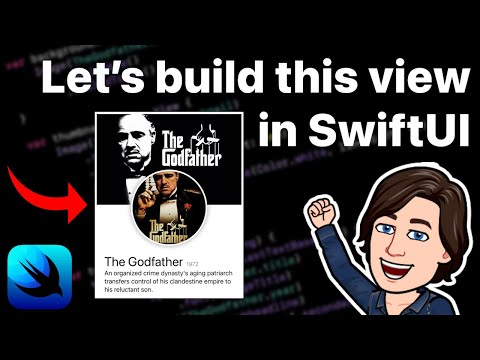 SwiftUI #01 - Displaying images on top of each other thumbnail